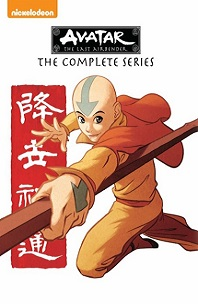 Avatar: The Complete Series; anime character holding stick