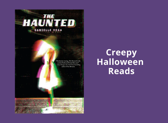 Browse Creepy Halloween Reads for October