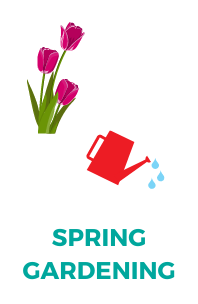 spring gardening book recommendations