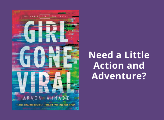 Need a Little Action and Adventure book recommendations