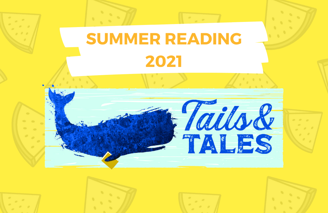 Join us for Tails and Tales this Summer Reading Challenge