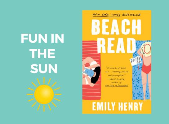 Fun in the sun beach reads