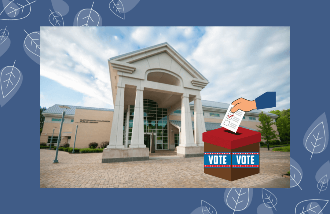 library vote seasonal